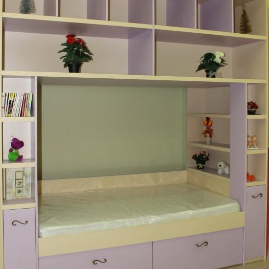 Детская мебель на заказ от 27 500 руб.